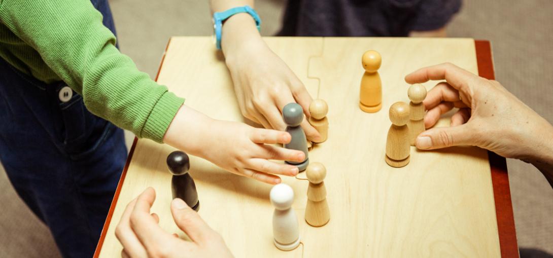 Psychotherapie für Kinder & Jugendliche Braun Fischer - © Andy Flischikowski
